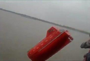 Canot de sauvetage FAIL