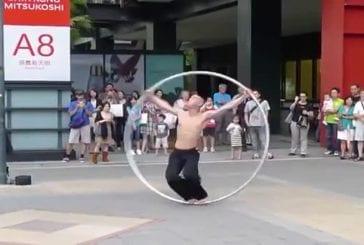 La performance de l'anneau incroyable