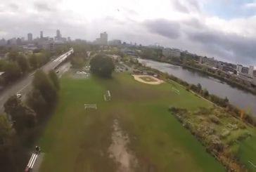 Attaques de drone faucon