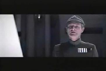 Darth Vader à la traîne