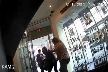 Gars attaque des voleurs à main armée