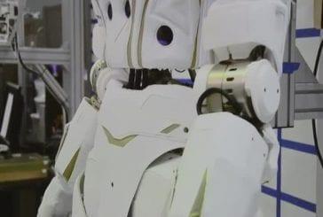 Robot de la NASA est étonnamment réaliste