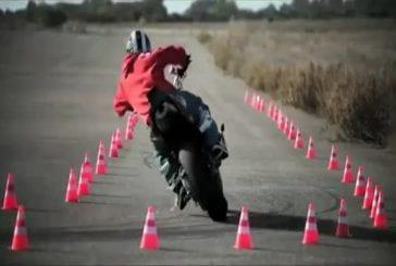 Drift en moto