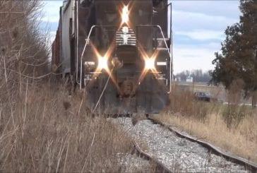 Le chemin de fer pire maintenu de monde