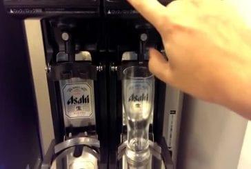 Auto distribution machine à bière