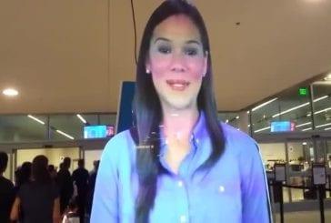 Hologramme tsa effrayant raconte passagers à quoi se attendre