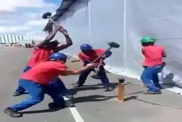 Définition de travail d'équipe