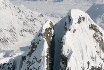 Plus la ligne de ski fou que vous verrez jamais