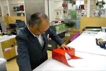 Emballage cadeau au Japon