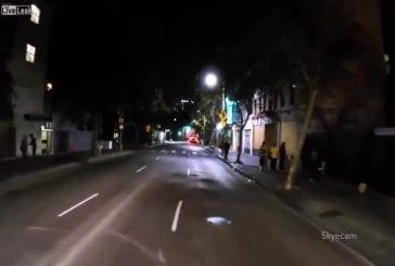 Vol drone sur un quartier malfamé de la