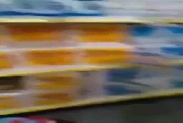 Enfant détruit magasin à un dollar