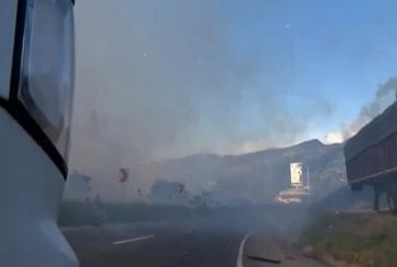 Explosion d'une usine de feux d'artifice à Colombia