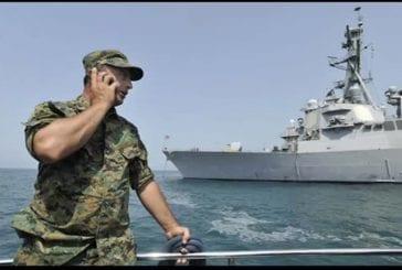 Appel blague marine