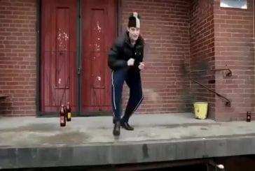 Danseur russe alcolisé mais super drôle