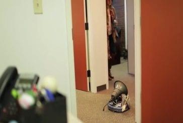Un mod de Roomba pour le bureau