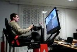 Formule Un simulateur