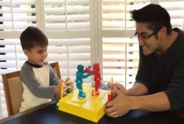 Playtime avec papa