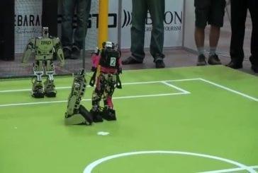 Soccer robotisé va big time