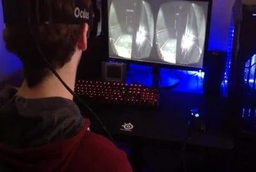 Se faire peur dans un jeu de réalité augmentée