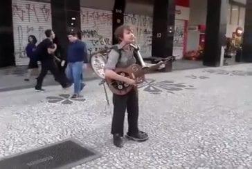 Incroyable one-man-band