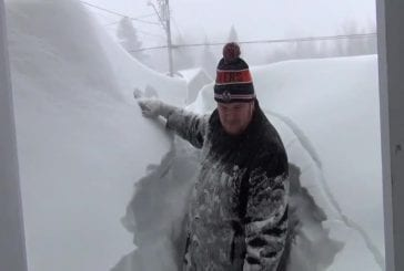Traiter avec de la neige au Canada