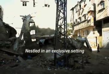 Banksy à Gaza