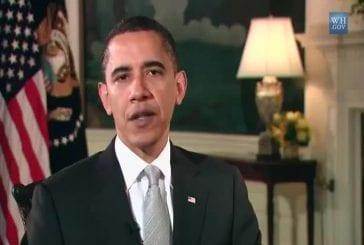 Cette modification d'Obama chantant 'secouer' est sur place