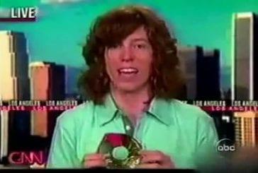 Shaun White sur CNN