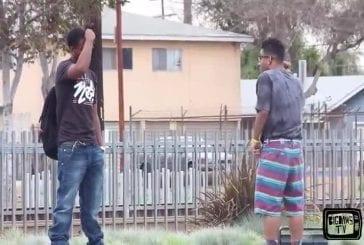 Ballot rappe rapide à Compton