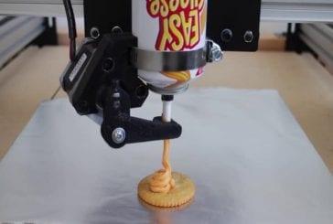 Fromage Easy 3D de l'imprimante