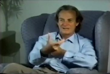 Feynman parler de feu