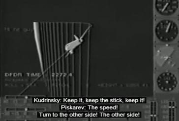 Aeroflot vol 593 d'animation de l'accident