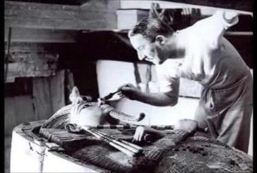 Les trompettes du roi Toutânkhamon joué après 3000 + année