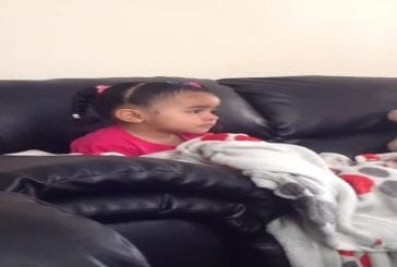 Petite fille réagit à Mufasa être tué par cicatrice