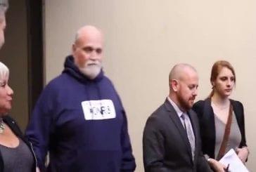 Michael Hanline est libéré après 36 années d'emprisonnement injustifiées