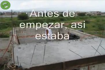 Comment construire un toit vouté