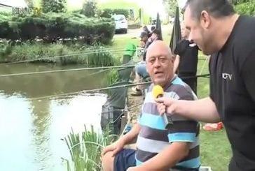 Concours de pêche bien arrosé