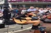 Incroyable guitaristes de rue