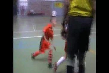 Pietro 8 ans est le nouveau prodige du foot en salle