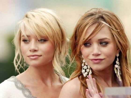 Sexy soeurs jumelles